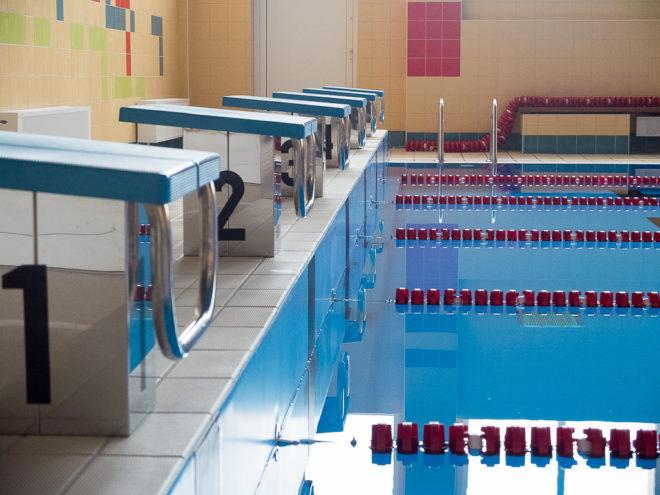 Pływalnia w ZS nr 4