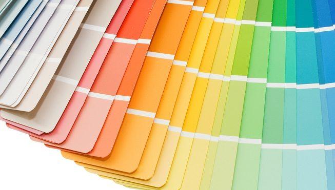 Kolory z mieszalnika - paleta NCS